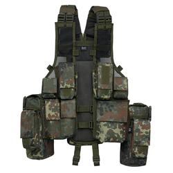 Brandit Tactical Weste flecktarn
