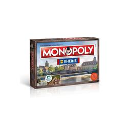 Winning Moves Spiel, Brettspiel Monopoly Rheine