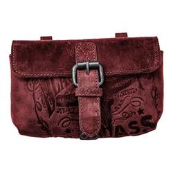 JACK'S INN 54 Gürteltasche Rock rot Damen Gürteltaschen Taschen