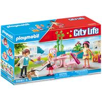 Playmobil City Life Kaffeepause 70593