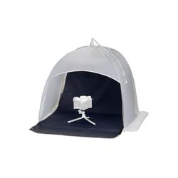 Kaiser Kamerazubehör-Set Lichtzelt 5892 Dome Studio 75 x 75 cm