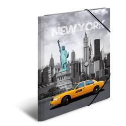 HERMA 7274 3x Sammelmappe A3 PP New York