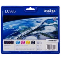 Brother LC-985 CMYK
