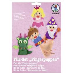 Filz-Set Fingerpuppen Märchen