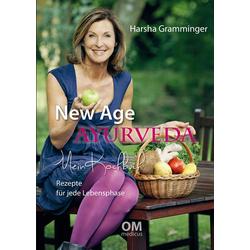 New Age Ayurveda - Mein Kochbuch. Bd.3 als Buch von Harsha Gramminger