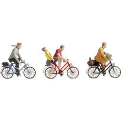 NOCH 15898 H0 Figuren Fahrradfahrer