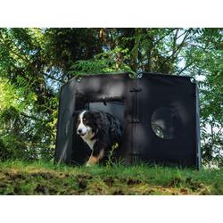 Hundefreigehege für Campingplatz faltbar