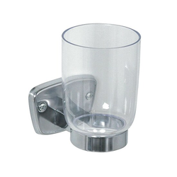 Becherhalter ECO mit Becher - chrom