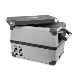 Kühlbox Gefrierbox Transportabel 35L   -22 bis 10°C AC/DC »Survivor-35«, Kühlschränke, 39718026-0 grau grau