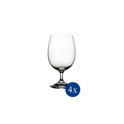 Villeroy & Boch Glas La Divina Wasserkelch 4er Set (4-tlg)