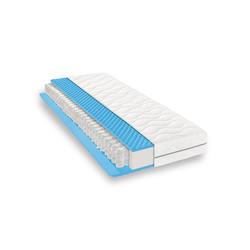 Matratzen Concord Taschenfederkernmatratze Concord Prima 100x200 cm H3 - fest bis 100 kg 22 cm hoch