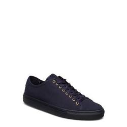 FILIPPA K M. Morgan Canvas Sneaker Niedrige Sneaker Blau FILIPPA K Blau 42,44,41