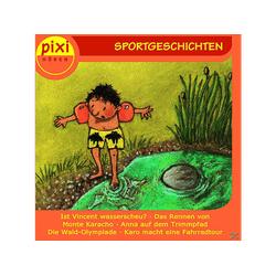 Pixi Hören - Hören: Sportgeschichten (CD)