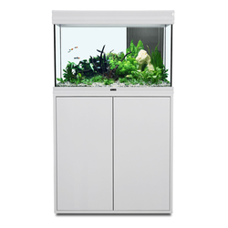 Aquatlantis FUSION LED 2.0 Aquarium Kombination, Fusion 80 weiß