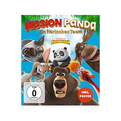 Mission Panda - Ein tierisches Team Blu-ray