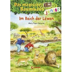 Loewe Das magische Baumhaus jun. Bd. 11 Im Reich der