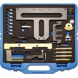 BGS 62617 Satz Einstellwerkzeug für BMW Benziner N42 N46 B18/-A B20/-A/-B 26-teilig