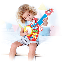 6-in-1 Musikinstrumente