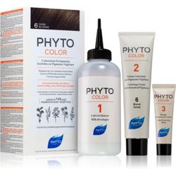 Phyto Color Haarfarbe ohne Ammoniak Farbton 6 Dark Blonde