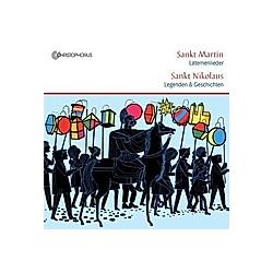 Sankt Martin-Laternenlieder/St