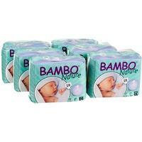 Bambo Nature New Born 2-4 kg 6 x 28 Stück