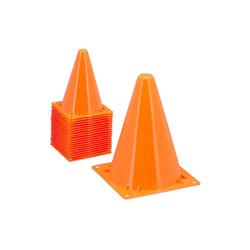 relaxdays Pylonen Pylonen 20er Set orange (Set, 20er Set) orange
