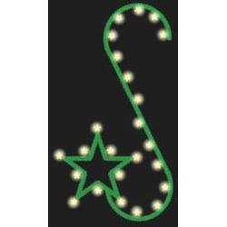 Scharnberger+Has. Weihnachtsbeleuchtung Bogen m. Stern 9A 57967
