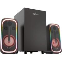 Trust GXT 635 Rumax - Computer Boxen, RGB Soundsystem, Fernbedienung, PC/Laptop/PS4/PS5