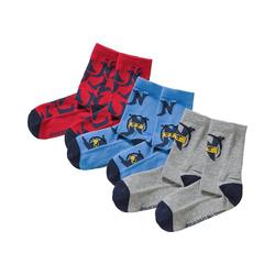 LEGO® Socken LEGO Ninjago Socken 3er Pack für Jungen