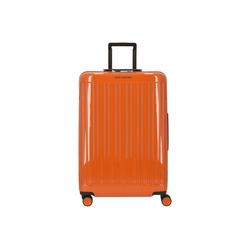 Piquadro Trolley Seeker 4-Rollen-Trolley M 69 cm, 4 Rollen orange