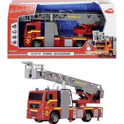 Dickie Toys - Feuerwehrauto mit Wasserspritze