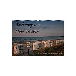 Boltenhagen - Meer erleben (Wandkalender 2021 DIN A3 quer)