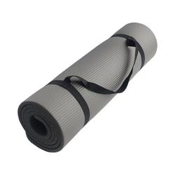 Schildkröt-Fitness Fitnessmatte Fitnessmatte 10mm, grau