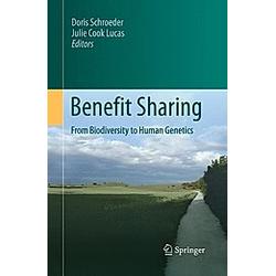 Benefit Sharing - Buch