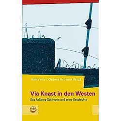 Via Knast in den Westen - Buch