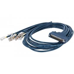 Cisco - CAB-OCTAL-ASYNC= - Router-Kabel (DTE) - Kabel - Netzwerk Router-Kabel 1,22 m - 68-polig