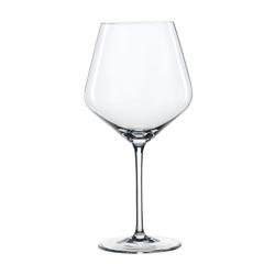 SPIEGELAU Gläser-Set Style Burgunderglas 4er Set, Kristallglas weiß