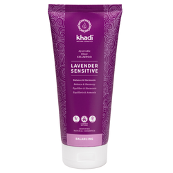 Khadi Ayurvedic Elixir Shampoo Lavender Sensitive 200 ml