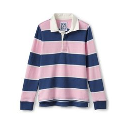Rugby-Shirt - 122/128 - Pink
