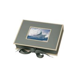 Semikolon Kleine Fotobox Grau