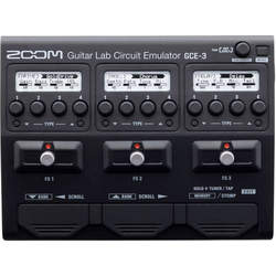 Zoom GCE-3 Gitarren-Interface Multieffekt