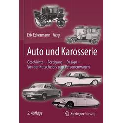 Auto und Karosserie als Buch von