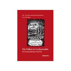Die Falken in Luckenwalde als Buch von Sven Olaf Oehlsen