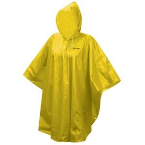 FORCE Regenponcho Poncho Kinder oder Erwachsene gelb XS - M
