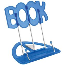 WEDO Book Leseständer A4 Konzepthalter Gelb Blau Rot farbig sortiert