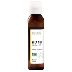 Aura Cacia Shea Nut Skin Care Oil - 4 fl oz