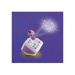 Vtech® Lernspielzeug V-Story, die Hörspielbox blau, mit Lichtprojektion und Sound rosa
