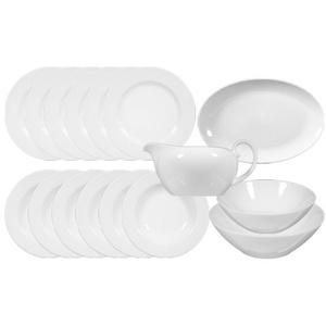 Seltmann Weiden 001.216344 Tafelservice 16-tlg. Rondo