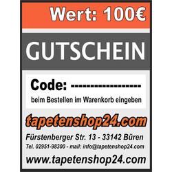 Gutschein 100€ - GUT-100-5