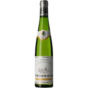 DEMI FLASCHE - GEWURZTRAMINER VENDANGES TARDIVES 2015 - DOMAINE TRIMBACH